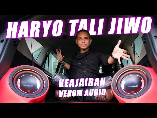 Seni BerAudio Mobil Ala Haryo Tali Jiwo | Venom Audio