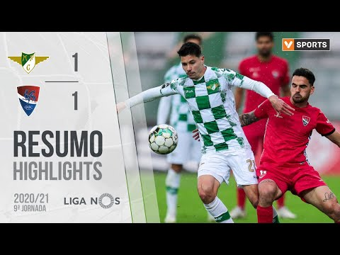 Moreirense Gil Vicente Goals And Highlights