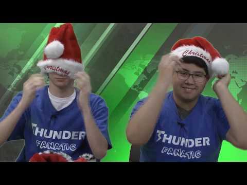 Thunder News - December 12, 2018