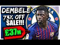Chelsea News: Ousmane Dembele for £100m DISCOUNT?! Barcelona Look to Offload For JUST £37m?!