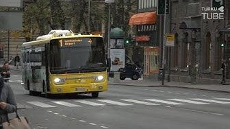 Mennään sähköbussilla