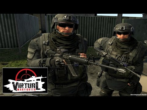 VR BROTHERS IN ARMS - (Virtual Warfighter) Team Deathmatch