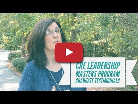 CRE Leadership Masters Program: Begin Your Journey