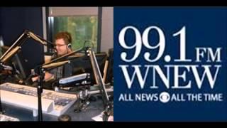 Z Burger WNEW FM News April Fools