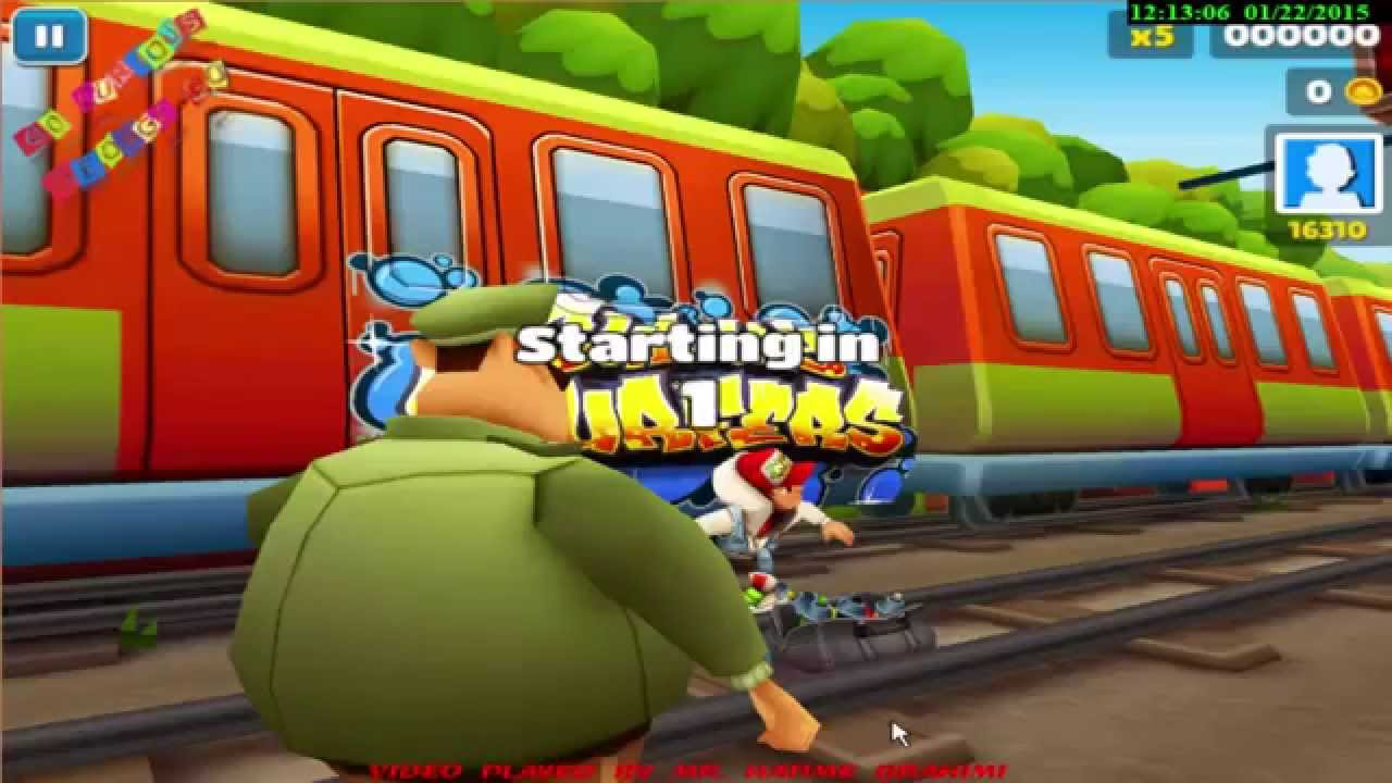 Subway Surfers Games Free Review To Watch Play Android