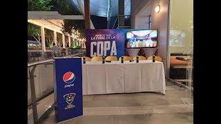 Presentación Del Trofeo De Copa Ecuador