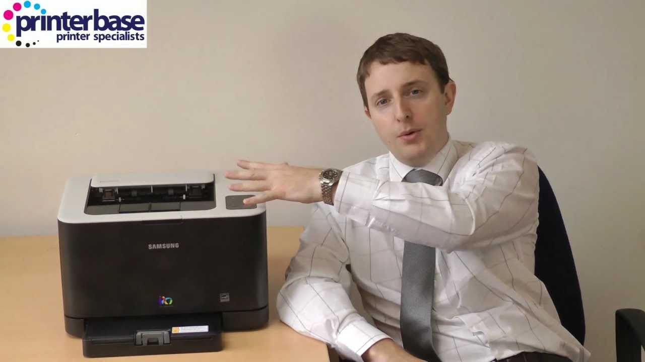 Samsung clp-320 and clp-325 review by printerbase ltd.