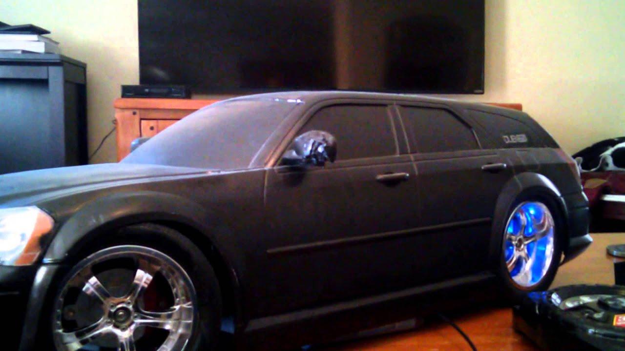 Copy Of 1 6th Scale Rc Dodge Magnum R T