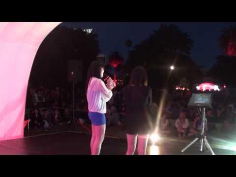 Auckland Chinese Lantern Festival - Karaoke - February 2012 - Mandarin Song