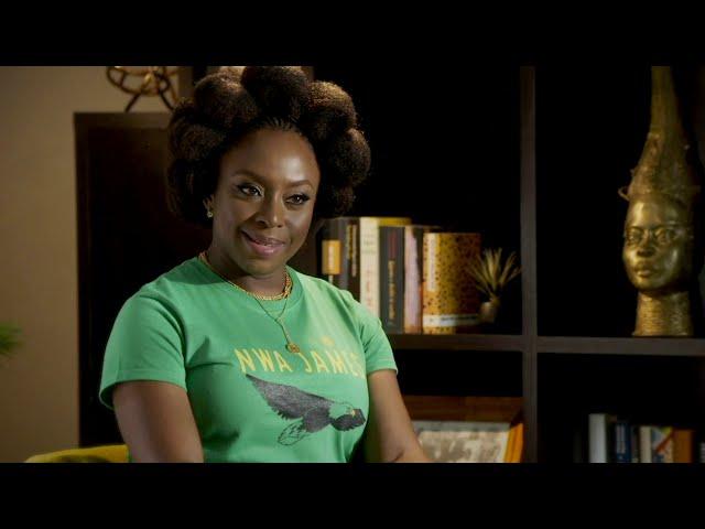 Chimamanda Ngozi Adichie on inspiration, feminism and being your 'Winner of Winners'