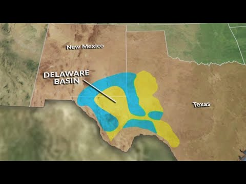 USGS says NM's Permian Basin contains 46 billion barrels of oil