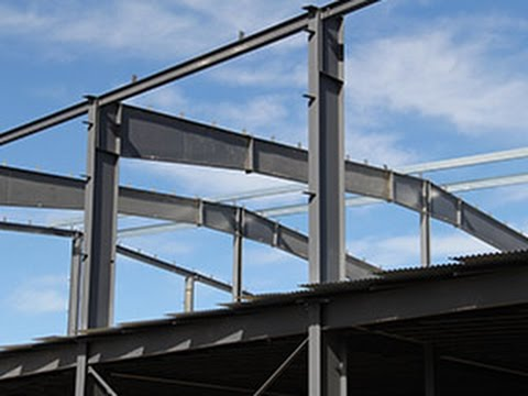 Steel Building - Conception to Completion Construction, Designed and Manufactured by Armstrong Steel