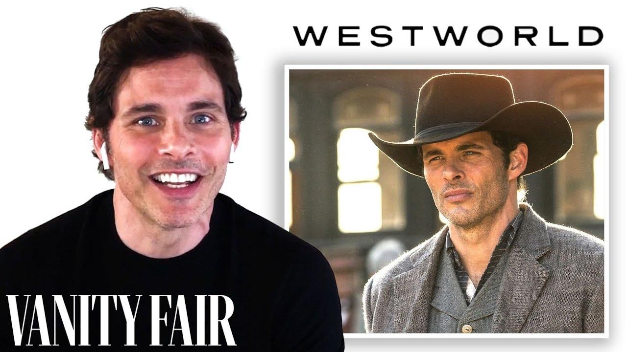 Download James Marsden Breaks Down His Career, from 'X-Men' to 'Westworld' | Vanity Fair