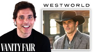 James Marsden Breaks Down His Career, from 'X-Men' to 'Westworld' | Vanity Fair