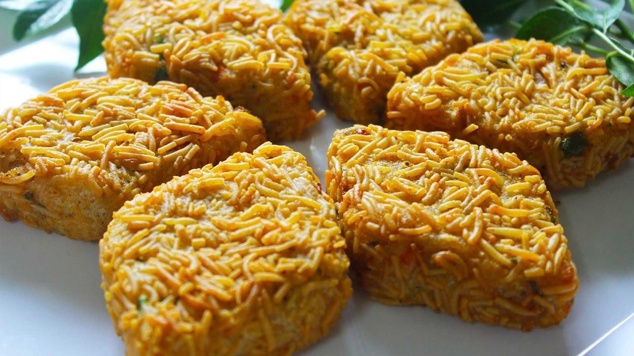Bread Poha Cutlets Easy To Make Evening Snacks Recipe Kanak S Kitchen