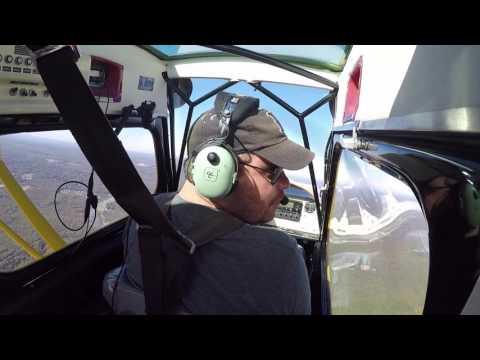 Tailwheel Training in an American Champion Citabria 7ECA - First Lesson
