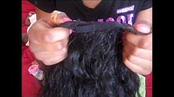 How To- Use adjustable wig straps