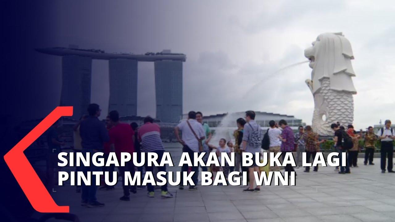 Download Singapura Berencana Buka Kembali Pintu Masuk Bagi WNI
