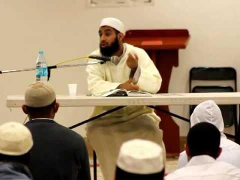 Imam Asim Hussain - Youth Programme - Seeking Knowledge Part 1 of 2