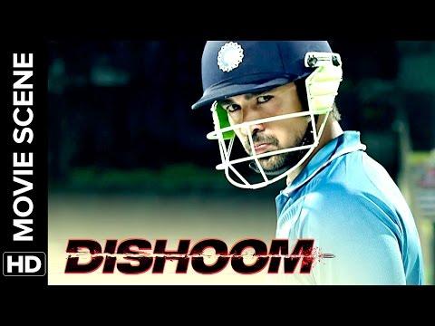 Viraj makes India win | Dishoom | Movie...