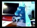 3D Dragon Optical Illusion