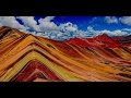 Montanha de Cores Peru (Rainbow Mountain)