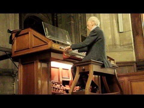 """""""Tableaux d'une Exposition"""" Transcription intégrale, Jean Guillou orgue (Pictures at an Exhibition)"""