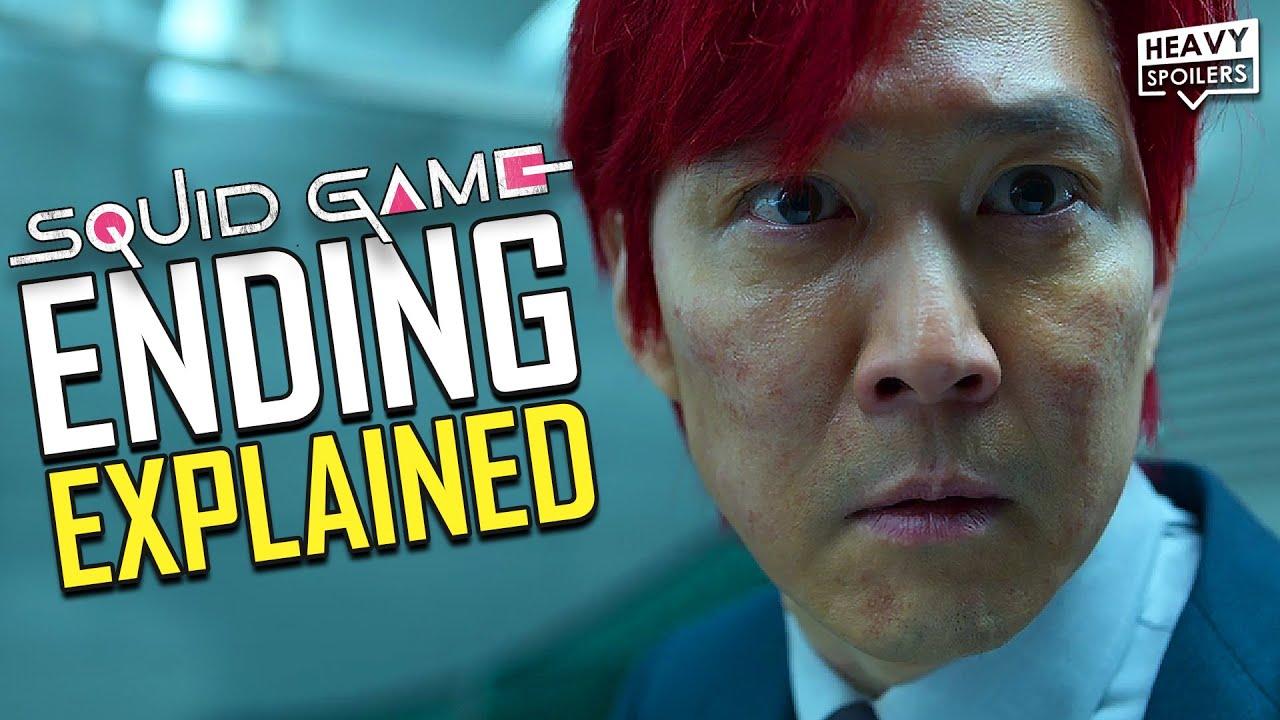Download SQUID GAME Ending Explained | Full Series Breakdown, Spoiler Review And Season 2 Predictions