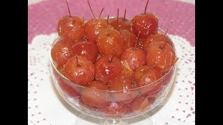варенье из райских яблочек    Jam from paradise apples