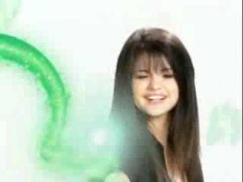 Selena gomez-hi i`m selena gomez a you watching disney channel