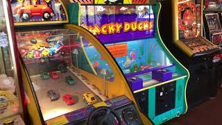 M&S amusement arcade, California Cliffs, in 4K UHD...