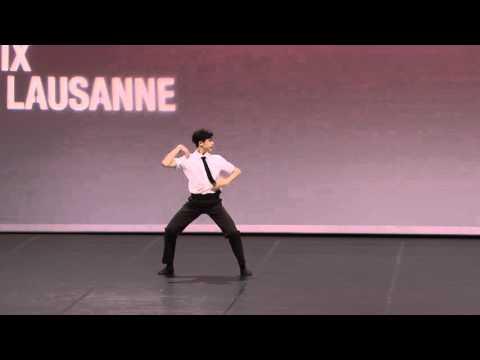 Dingkai Bai - 2016 Prix de Lausanne selections - Contemporary variation