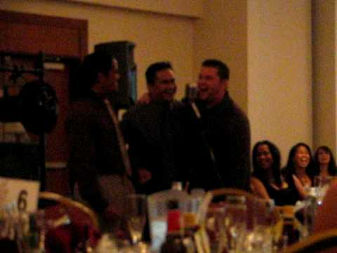 Al Bacani, Kelly Conway, Raymond Bacani