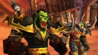 World Of Warcraft  -  Падение Короля Лича (фильм на движке игры)