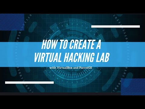 How To Create A Virtual Hacking Lab