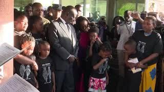 Biibino byewasubwa mu kuziika abalongo ba Minisita Kibuule - Mu bujjuvu