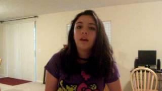 original song Crazy by Taylor Barndt