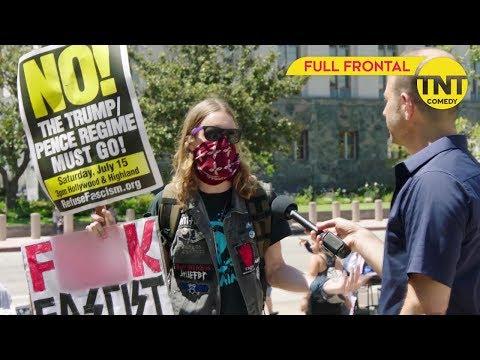 Full Frontal with Samantha Bee | Wann beginnt die Amtsenthebung von Trump? Tja... | TNT Comedy