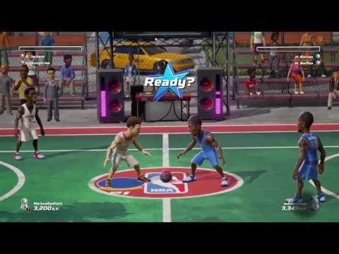 NBA Playgrounds - Gameplay