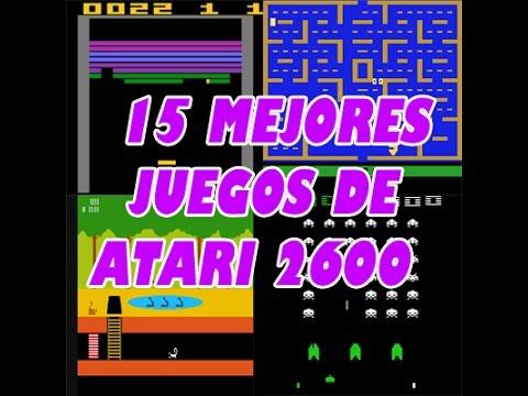15 Mejores Juegos De Atari 2600 Youtube