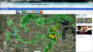 "5/20/2013 -- RADAR pulse / ""HAARP ring"" / Scalar Square outbreak"