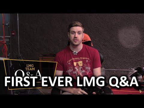 LMG team Q&A!
