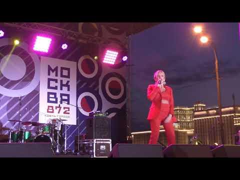 Юлия Михальчик - Снова и снова (Парк горького Радио дача 07 09 2019)