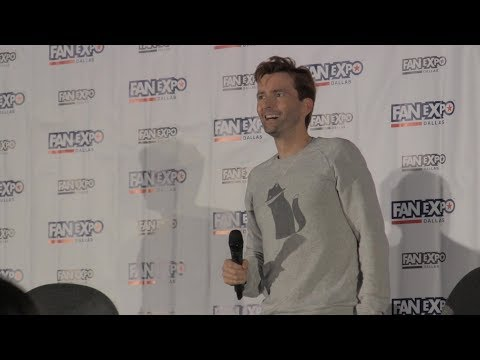 David Tennant Full Panel - Dallas Fan Days 2017