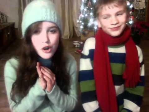 Walking in a Winter Wonderland MERRY CHRISTMAS from Judah and Leah Bateman
