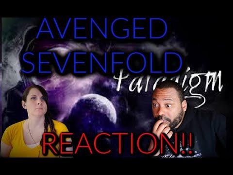 Avenged Sevenfold Paradigm Reaction!!