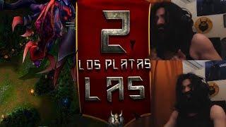 LLEGO EL QUE TODOS TEMEN LOS PLATAS EN LAS 2