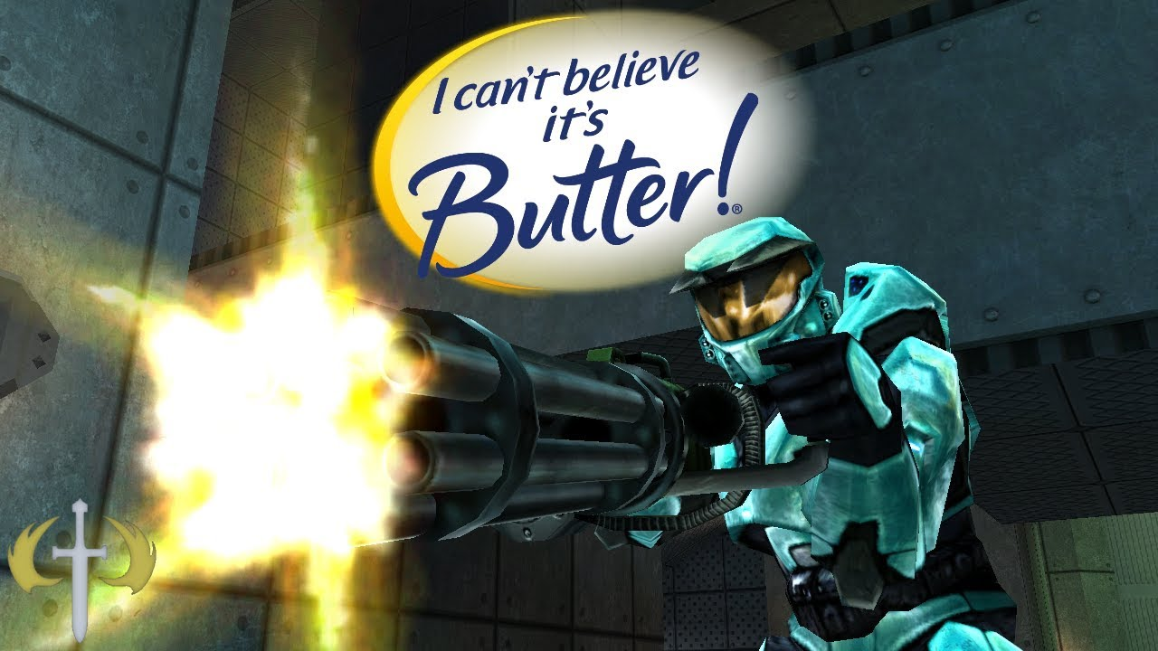 Halo CE - Butter?!?