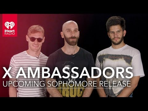 X Ambassadors Nervous About Second Album! | Exclusive Interview