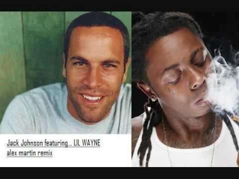 aviators mix Lil Wayne featuring JACK JOHNSON